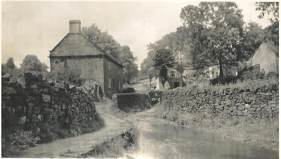 Butterton Ford,  Circa 1935