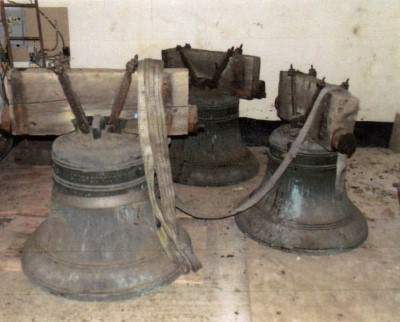 Bells following removal